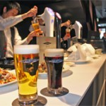 Limited-time-only bar that has just opened for the first time in Kyoto by Asahi Beer (Sanjo-dori Kawaramachi Higashi-Iru, Nakagyo Ward, Kyoto)