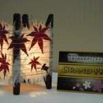 "Grand Prize winner ""Unryu Washi Lamp"" (Minato Ward, Tokyo)"