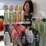 Photo= Refined sake products aimed at young women jointly developed by Sou Sou and Gekkeikan Co., Ltd. (Fushimi Ward, Kyoto)