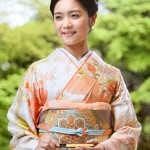 Photo= Yusa Shirai was selected as Saio-dai (Kyoto Heian Hotel, Kamigyo Ward, Kyoto)