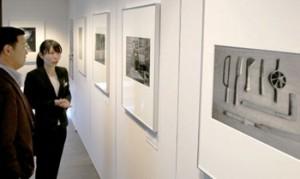Photo= Adam Marelli's photo exhibition (Leica Gallery Kyoto, Higashiyama Ward, Kyoto)