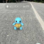 "Photo= ""Squirtle,"" a Pokemon character, has appeared (Kamigyo Ward, Kyoto)"