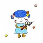 an original mascot character called Hanatsutsumi-chan