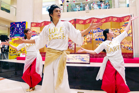 "Kyoto to host 3rd ""Rimpa Rock"" festival in Oct."