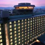 Photo= A revolving restaurant is located on the top floor of Rihga Royal Hotel Kyoto (Shimogyo Ward, Kyoto)