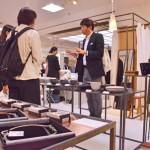 "Photo= Distinctive products from the Lake Biwa area are on display at the ""Sorezore no TEIBAN"" venue (Matsuya Ginza, Ginza, Chuo Ward, Tokyo)"