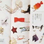 Chopstick-wrapper origami show sense of beauty among Japanese